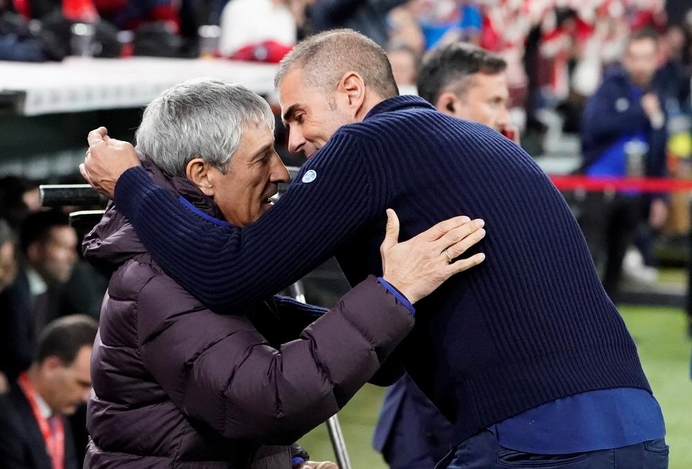 El Athletic vence en San Mamés y elimina al Barcelona