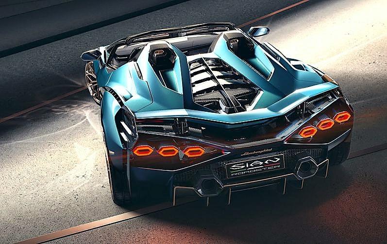 Sían, una experiencia inolvidable de Lamborghini