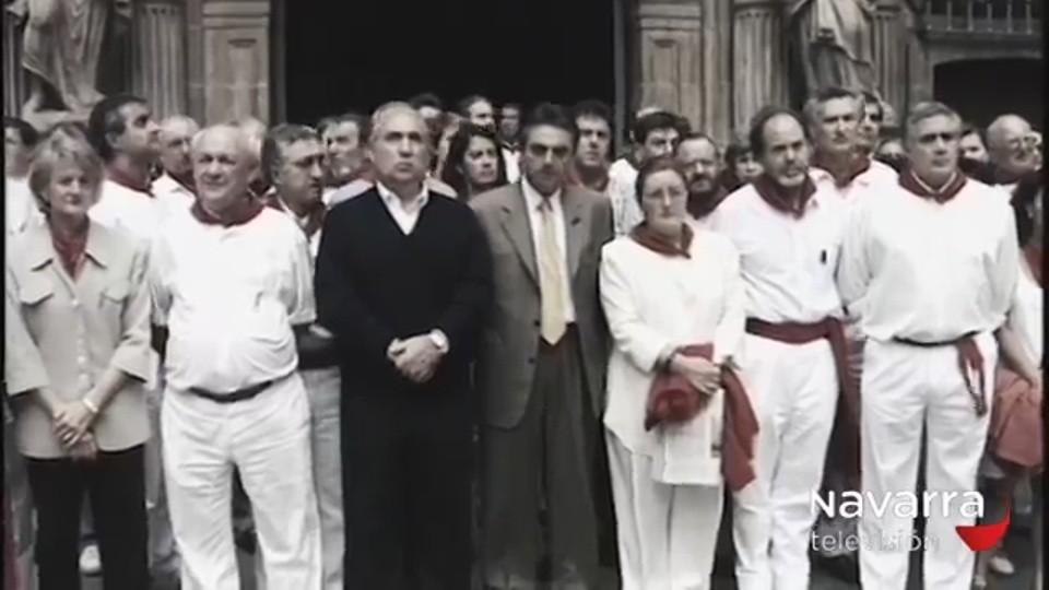 Quinta vez en la historia en la que se suspende San Fermín