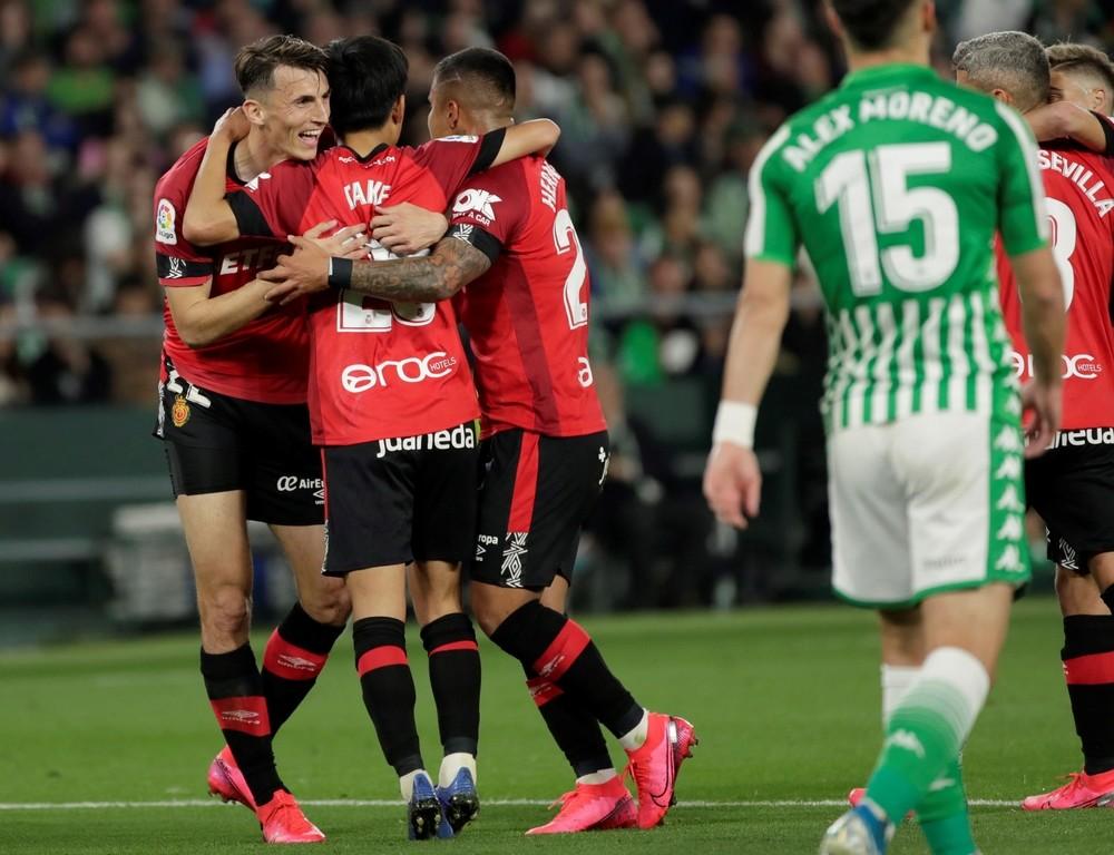 Un trepidante empate que fortalece al Mallorca