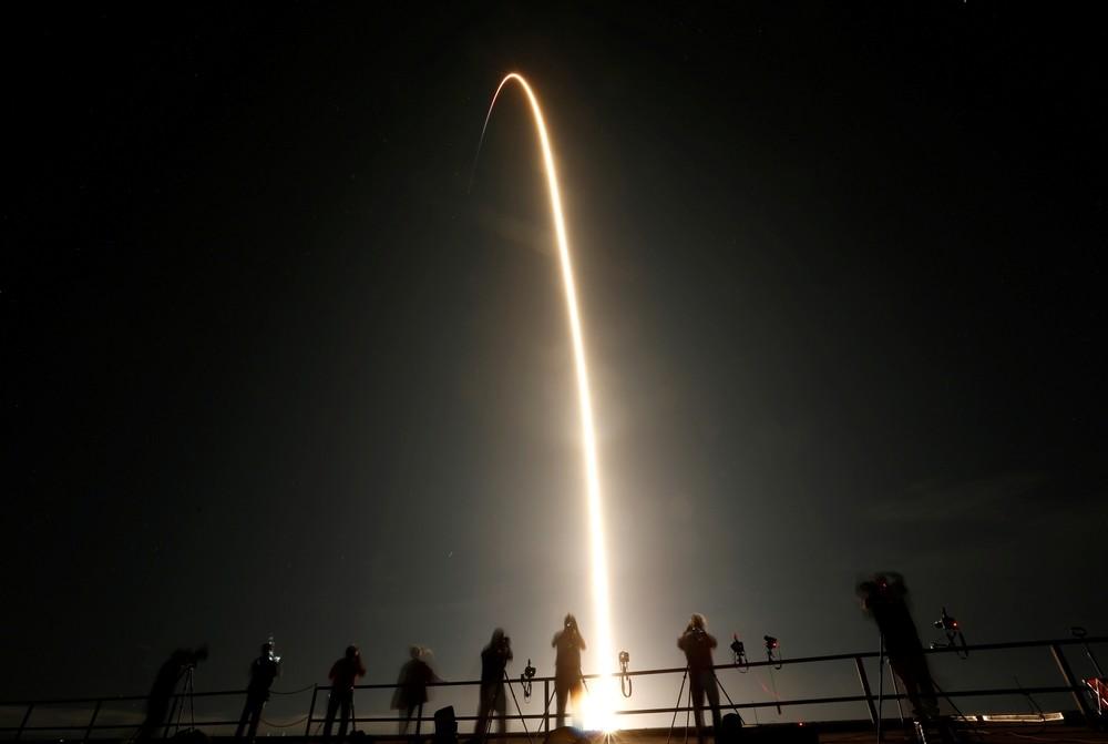 La NASA y SpaceX envían a cuatro astronautas al espacio