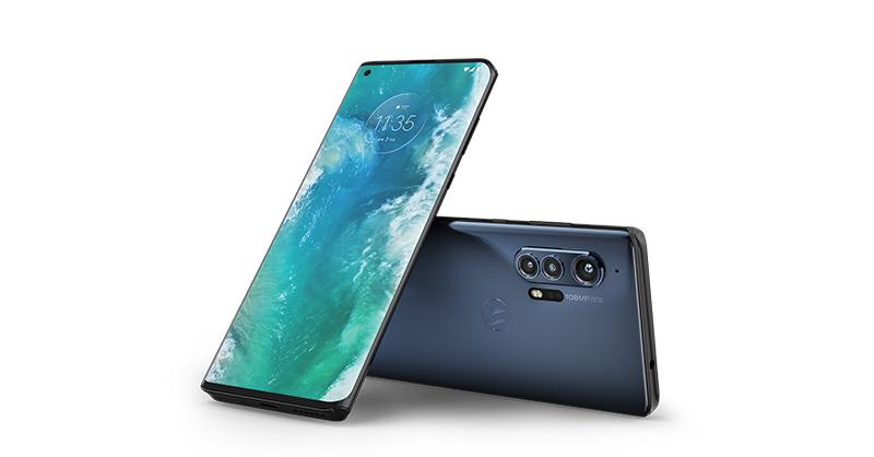 El Motorola Edge llegará a España el 8 de junio