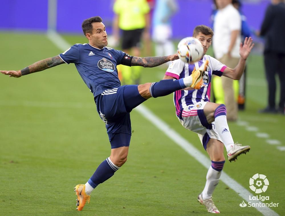 Real Valladolid y Celta se repartieron los puntos.