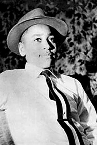 Emmett Till fue asesinado en 1955.