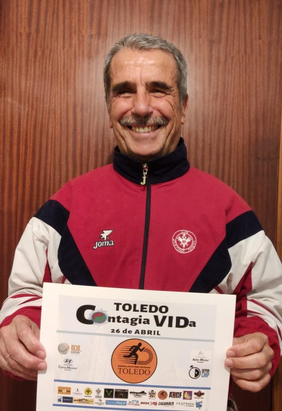 Toledo contagia deporte