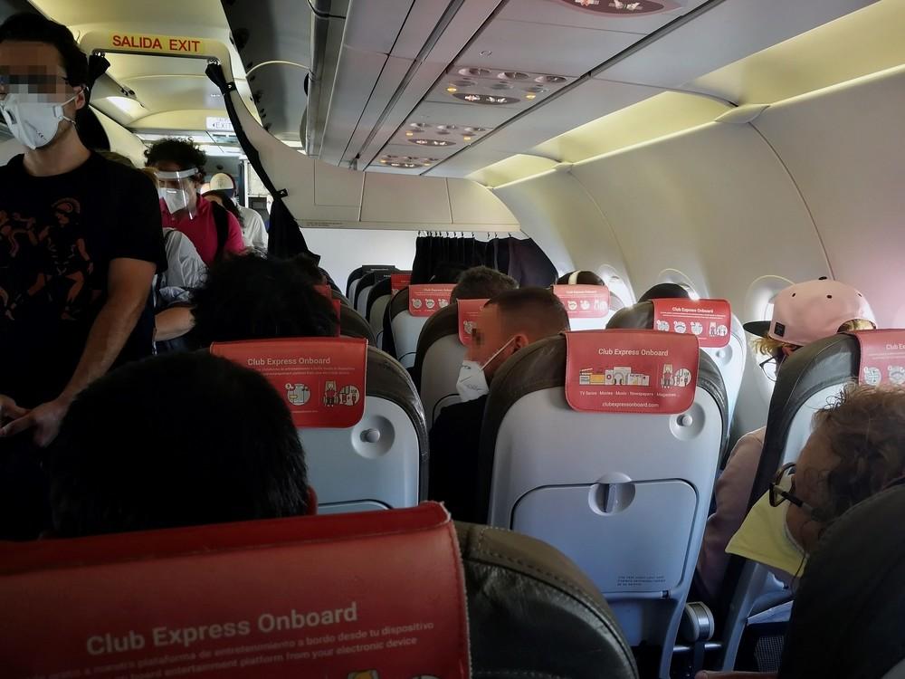 La Guardia Civil denuncia a Iberia por el vuelo del domingo