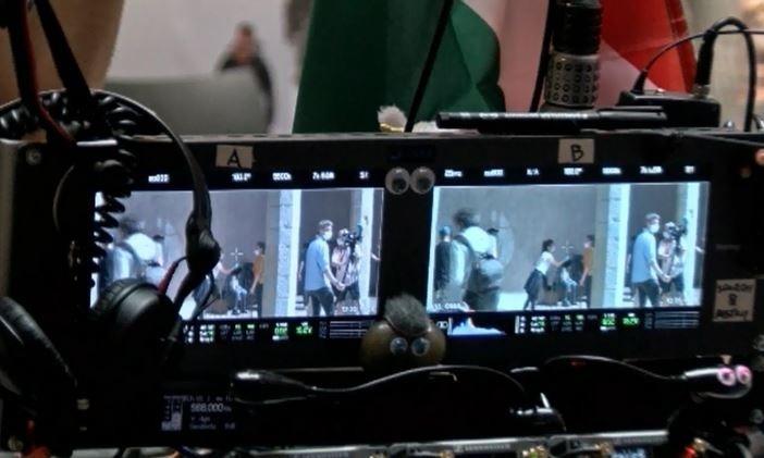 Luces, cámaras y acción: se retoma el rodaje de '3 Caminos'