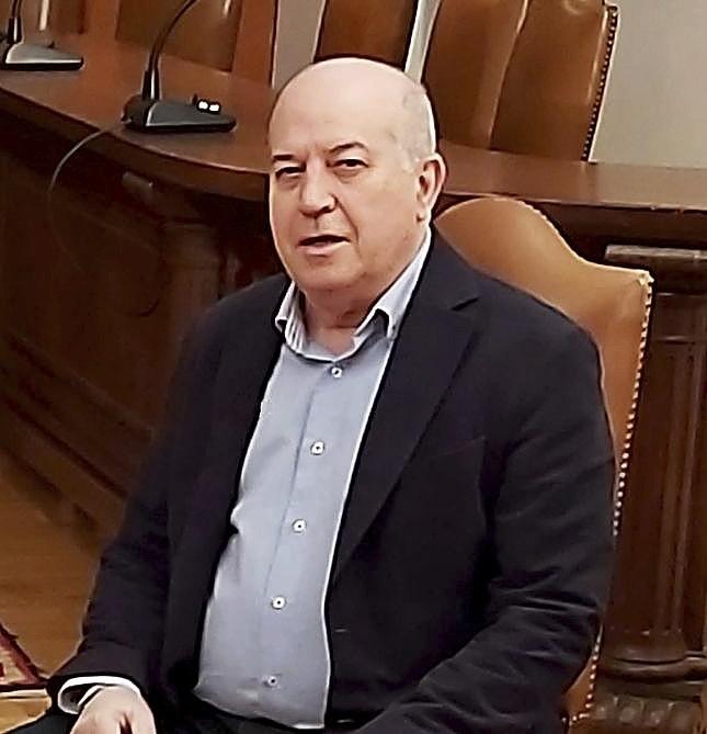 Elías Arranz (PSOE), exalcalde de Peñafiel,