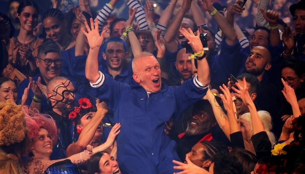 Jean Paul Gaultier se despide de la moda