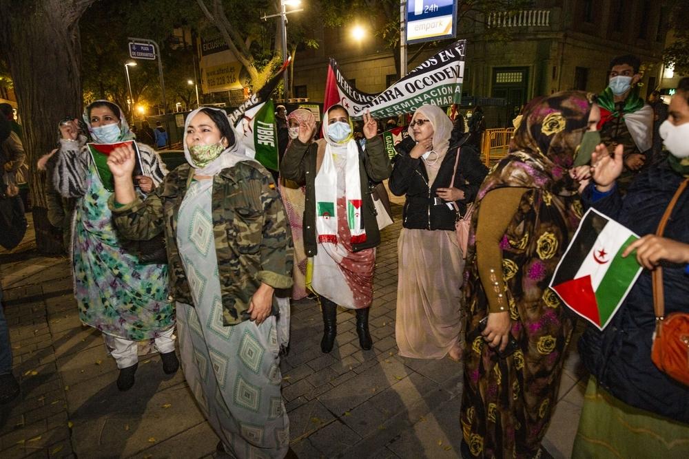 Reclaman desde Ciudad Real un Sáhara libre