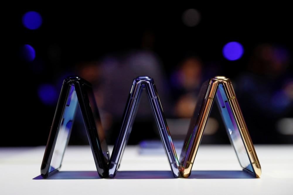 Samsung presenta el Galaxy Z Flip, su segundo móvil flexible
