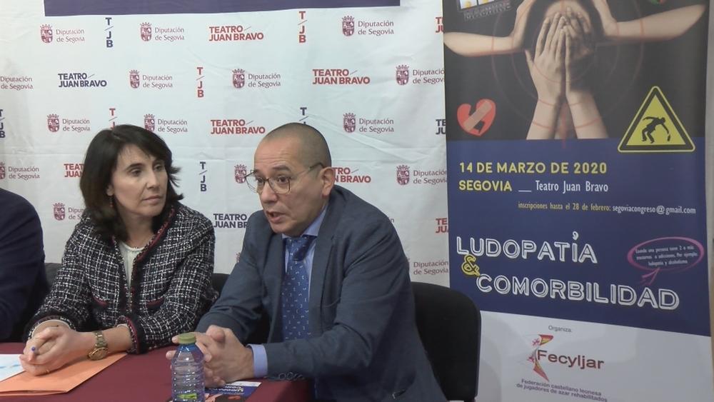 Segovia acogerá el segundo congreso regional sobre ludopatía