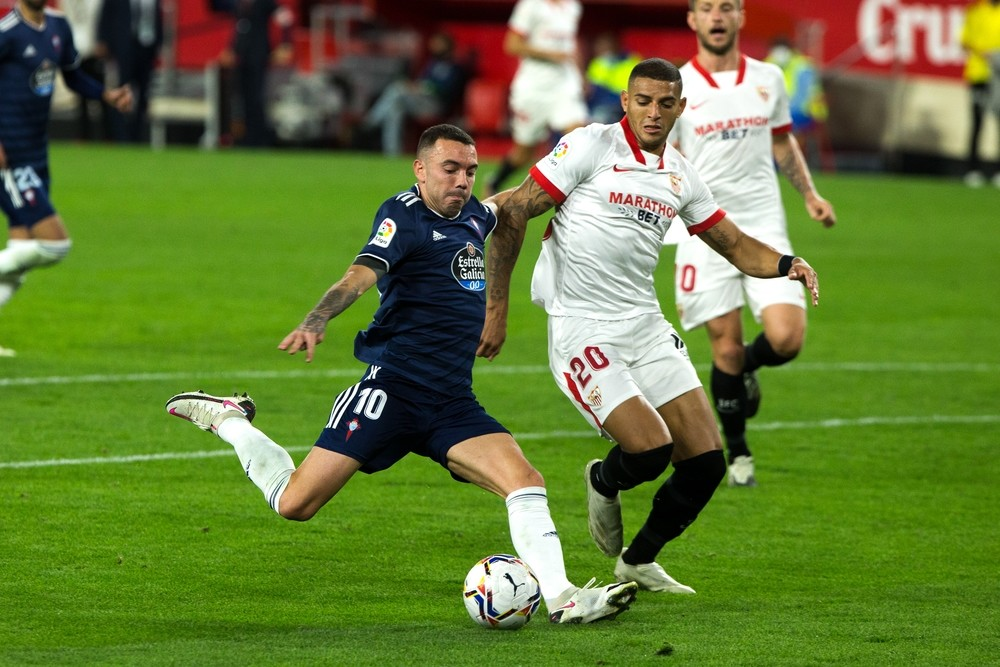 El Sevilla sigue al alza