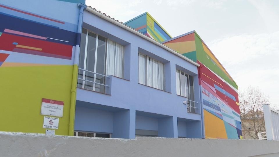 'Robo frustrado':entran de madrugada en un colegio de Tudela