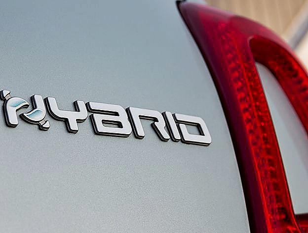 FIAT se suma a la tecnología híbrida