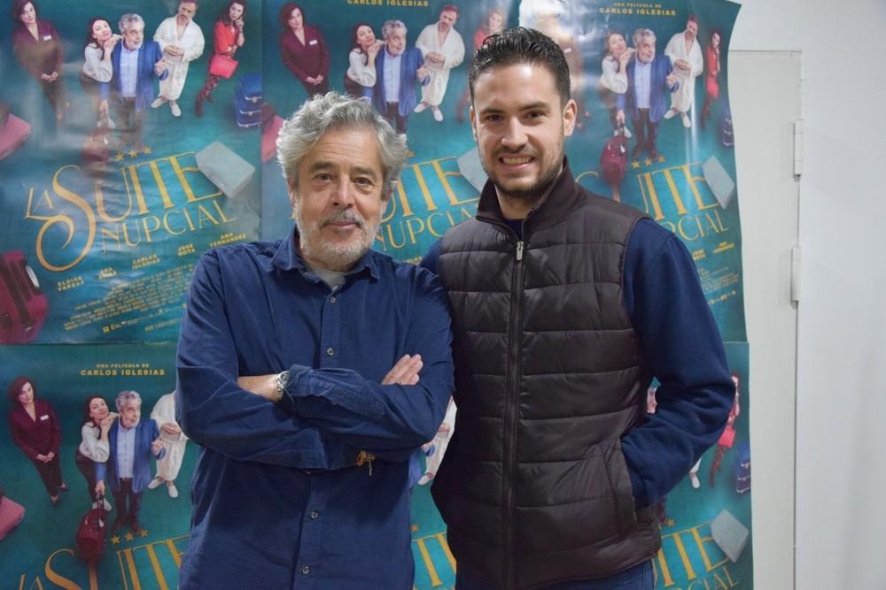 Carlos Iglesias reclama más apoyo para el cine español