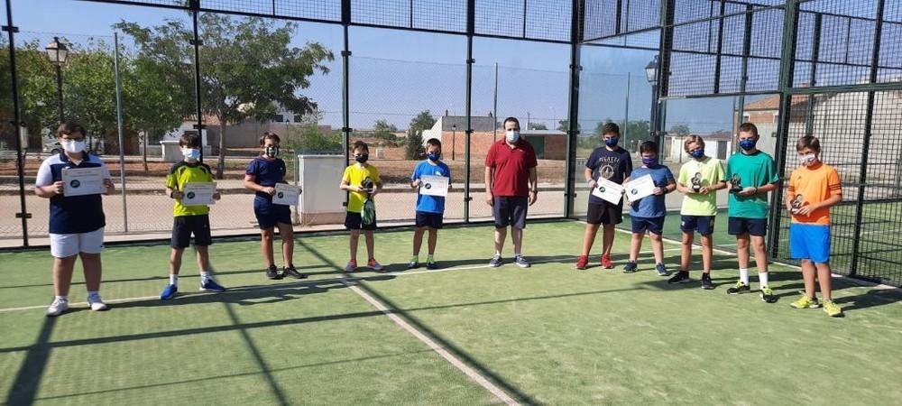 Pádel y tenis en Infantes