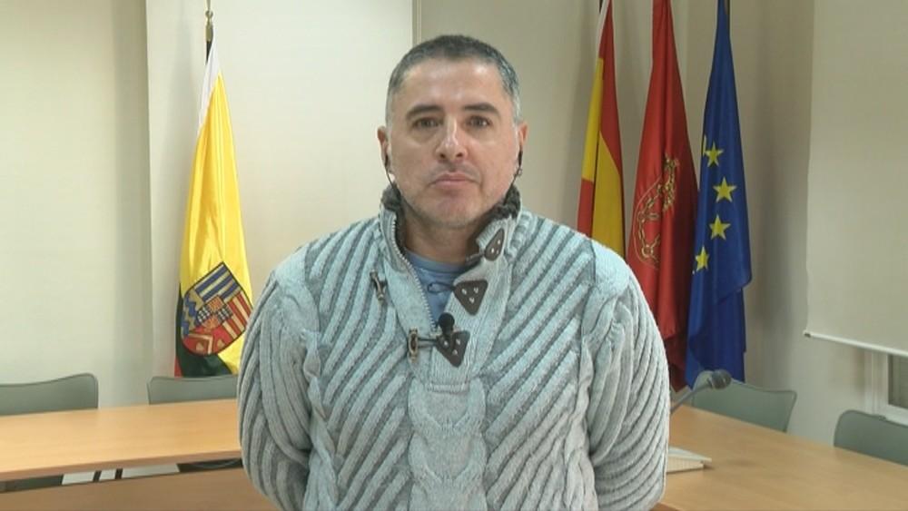 El alcalde de Orkoien: