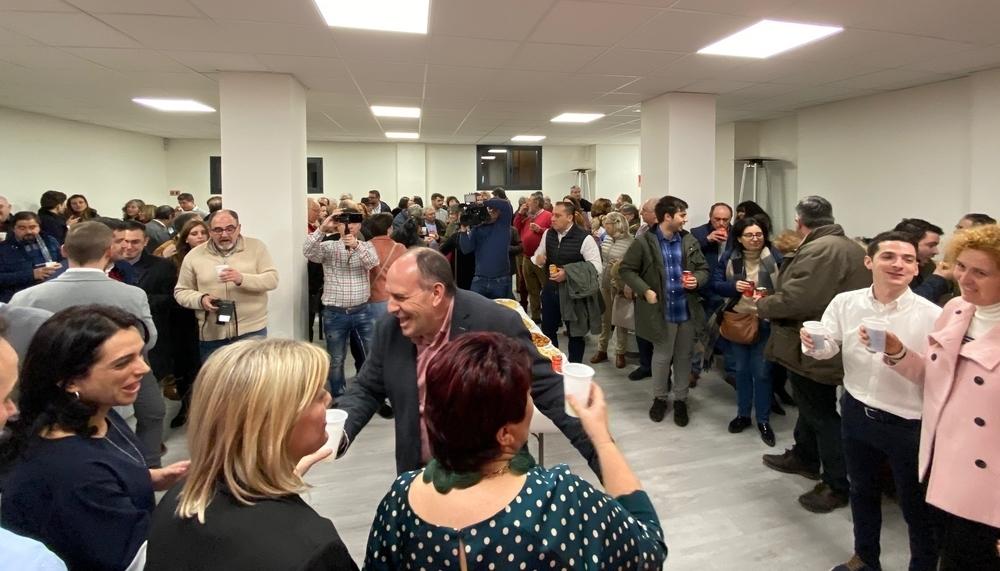 El PSOE estrena en Segovia 'Casa del Pueblo'