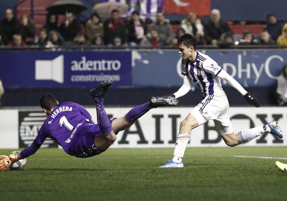 Osasuna - Real Valladolid