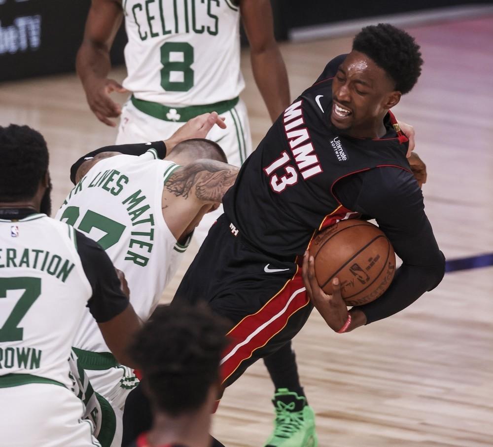 Adebayo mete a los Heat en las Finales de la NBA