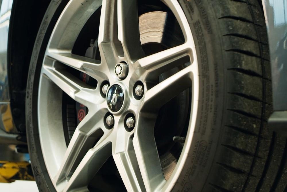 Ford crea una tuerca de seguridad 'antirrobo' impresa en 3D