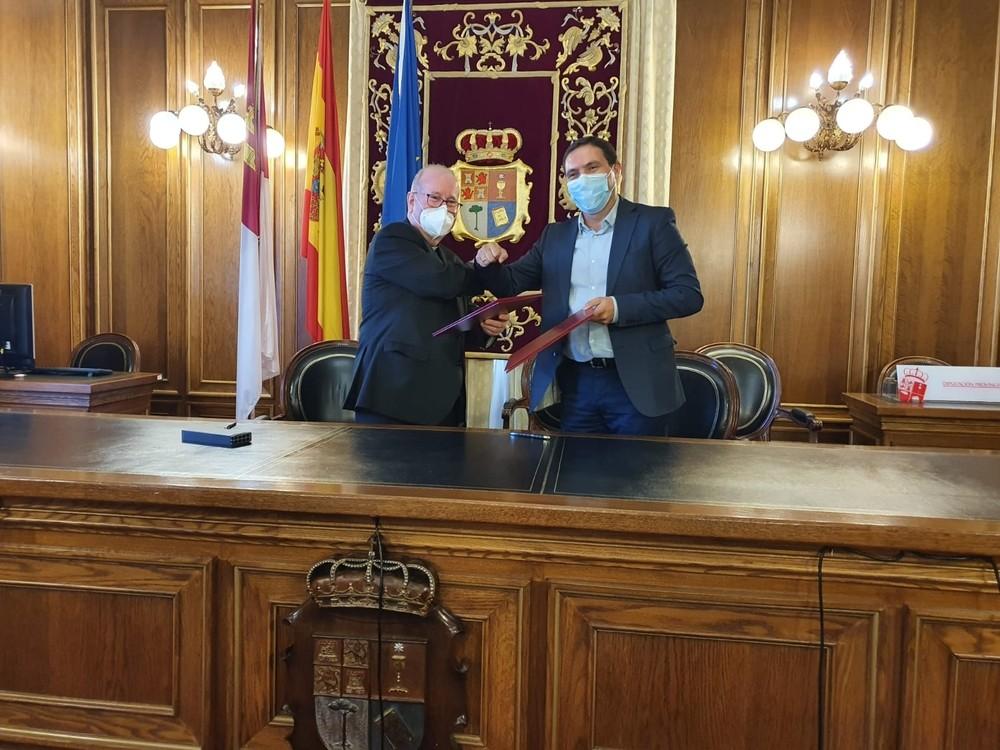 Diputación y Obispado actuarán en 16 edificios religiosos