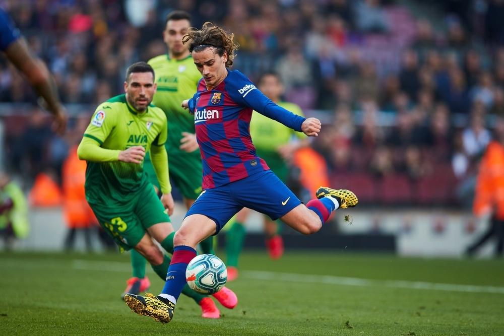 El Barça sonríe a ritmo de Messi