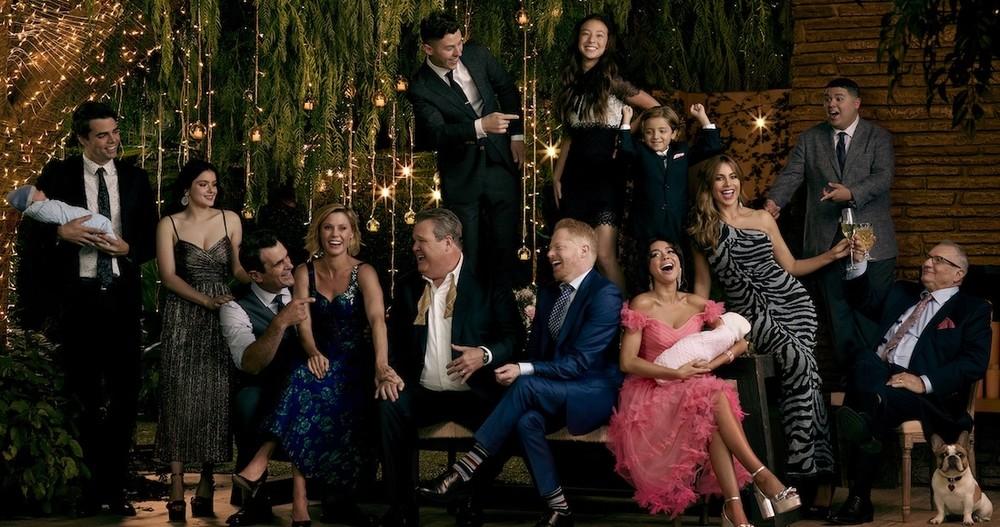 Los Pritchett se despiden en las redes de su 'Modern Family'