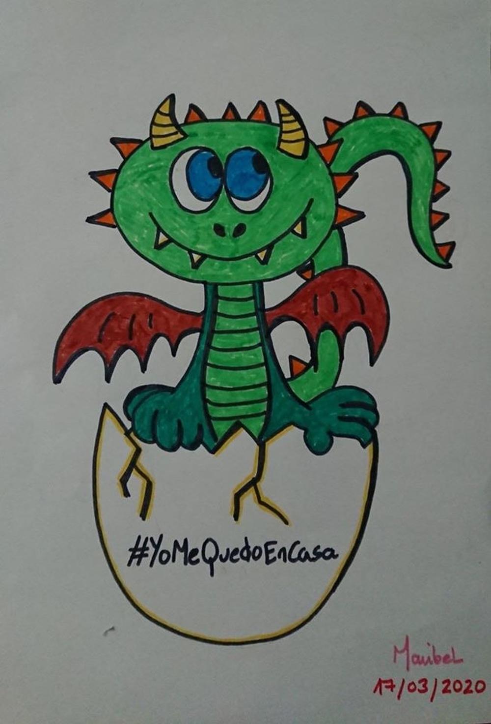 Campaña de dibujos promovida por El Castillo Encantado