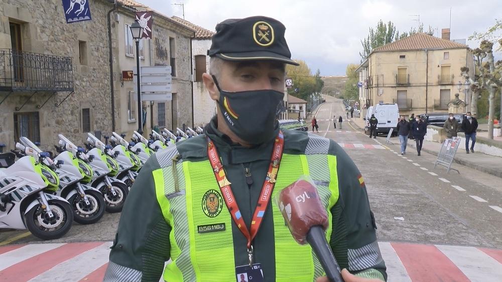 Un soriano, punta de lanza de la Vuelta Ciclista a España