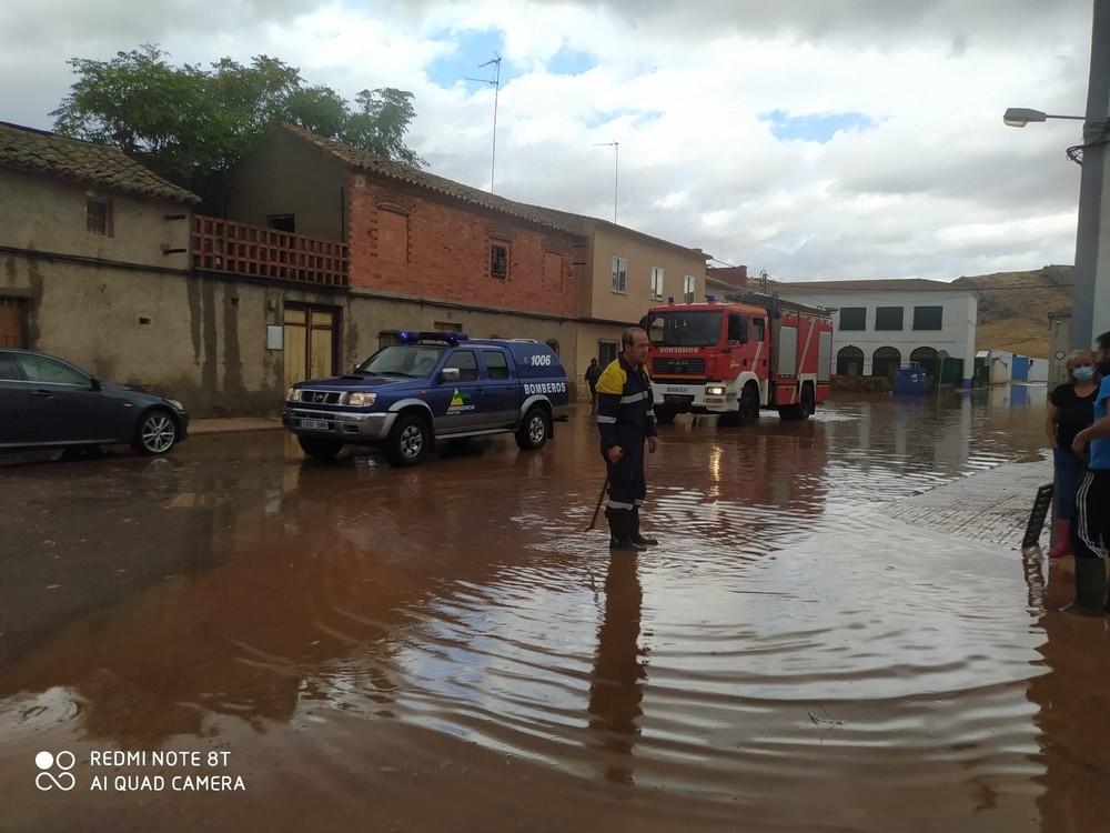 El PSOE lamenta las inundaciones ocurridas en Granátula