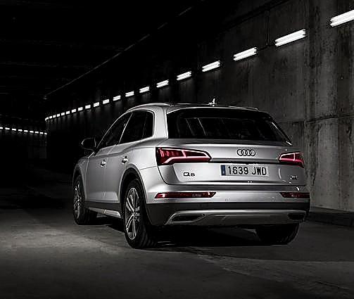 Audi completa el Q5 con un motor 'mild hybrid'