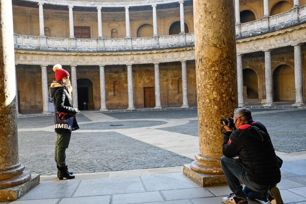 La Alhambra reabre... por segunda vez en 2020