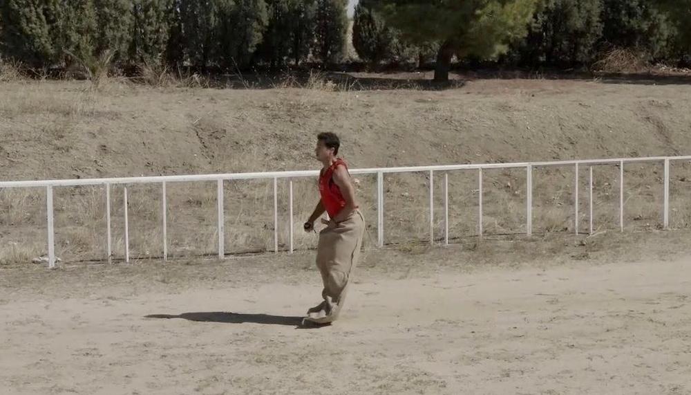 Christian López acumula varios meses entrenando con el saco