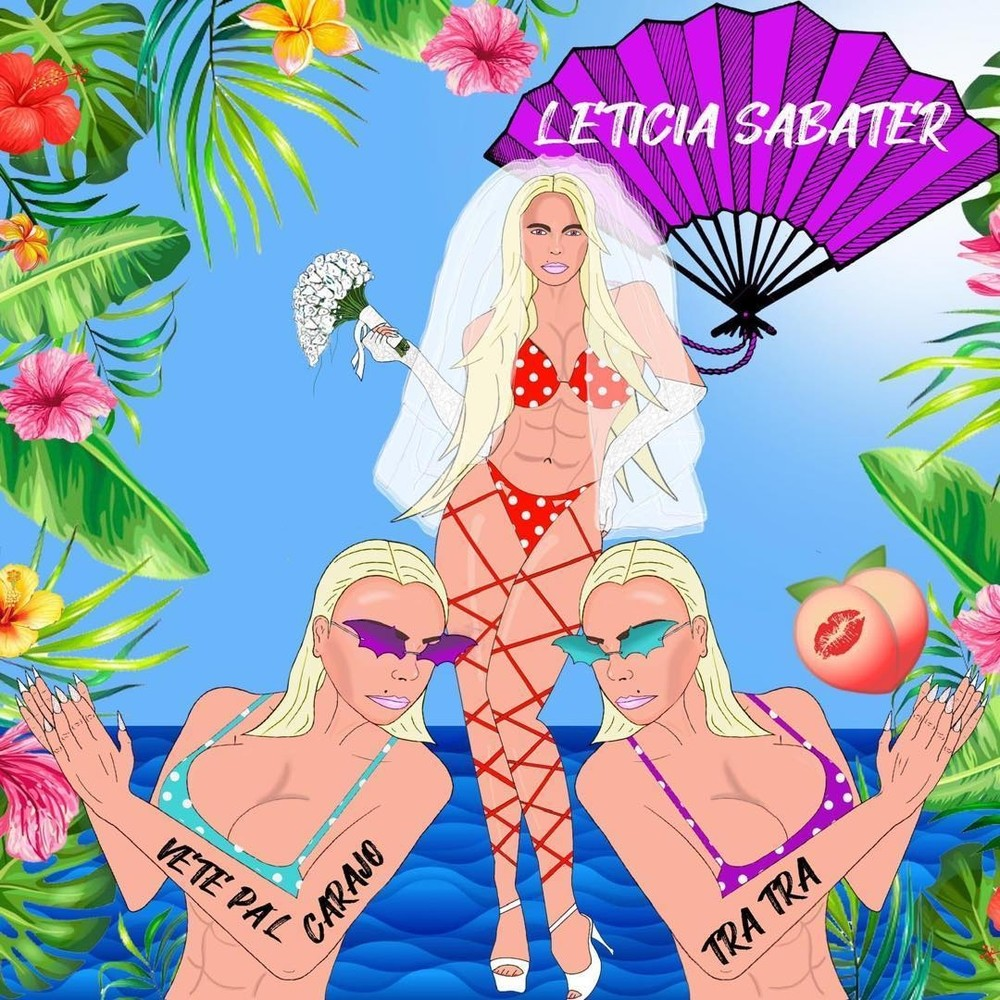 Leticia Sabater revoluciona internet con su nuevo tema