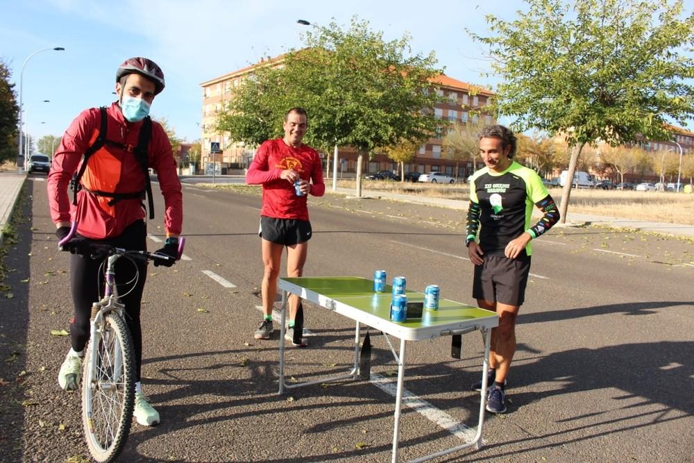 Añorando el Quixote Maratón