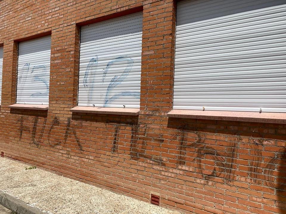 Robos y actos vandálicos en el colegio Ciudad de Aquisgrán
