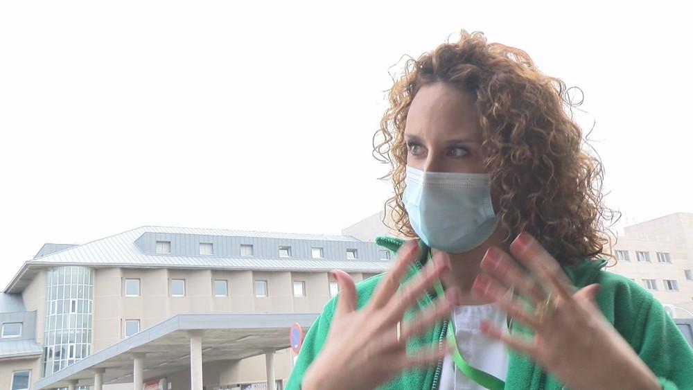 El personal de enfermería empieza a doblar turnos en Segovia