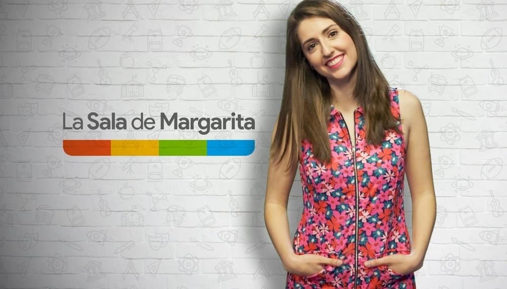 Navarra TV abre 'La Sala de Margarita' para el alumnado