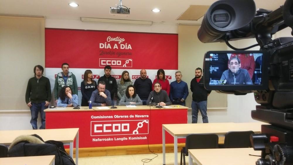 CCOO pide limitar los horarios