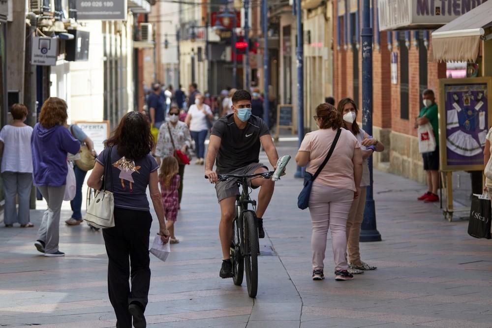 Más terrazas y la novedad de centros comerciales en la fase2