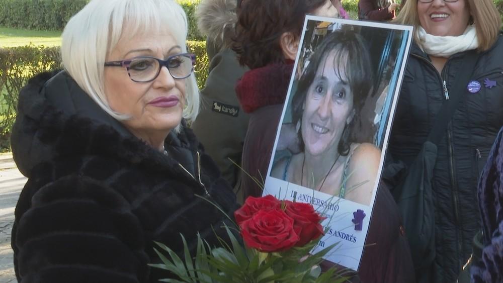 Homenaje a Blanca Marqués, 3 años después de su asesinato