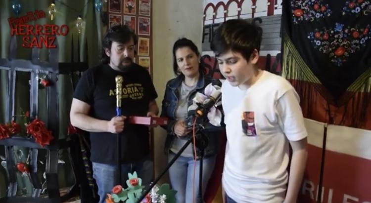 #VIDEO El Catapán se ve en La 8 Soria