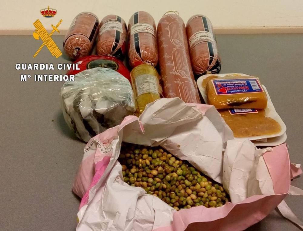 Intentan 'colar' coca y potenciadores sexuales en Pamplona