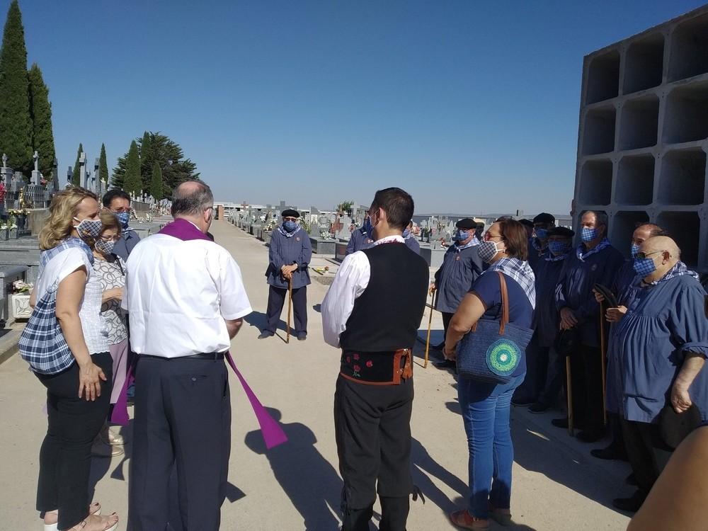 La Hermandad inicia la Pandorga en recuerdo a Muñoz Lorca