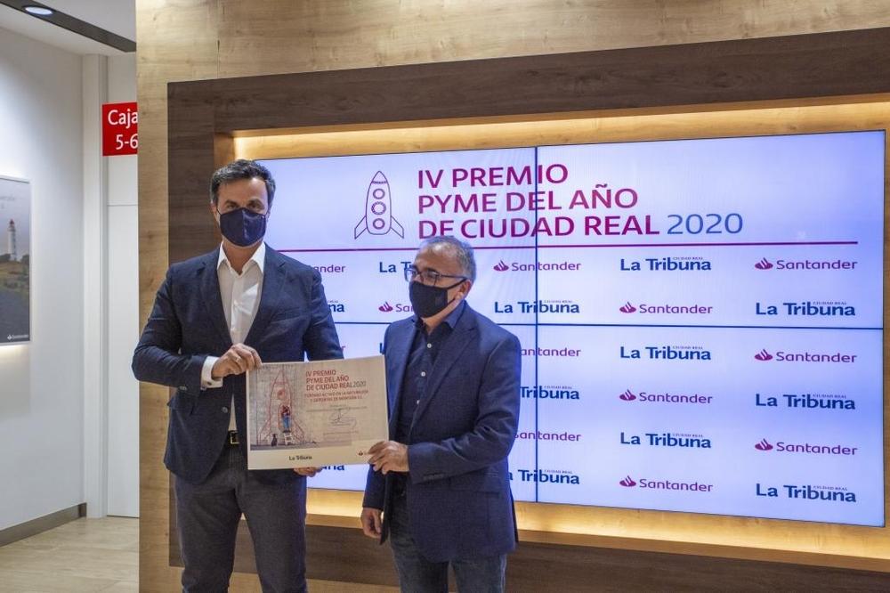 Entrega de los premios pyme del año