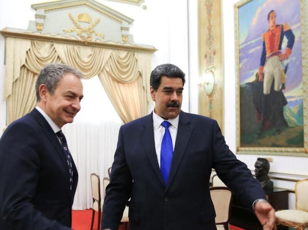 La visita de la dirigente de Venezuela salpica a Sánchez