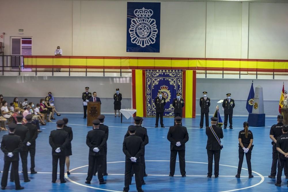 Diez nuevos subinspectores en la Policía Nacional de CLM