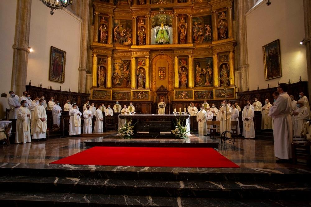 Ordenados tres nuevos diáconos en Ciudad Real